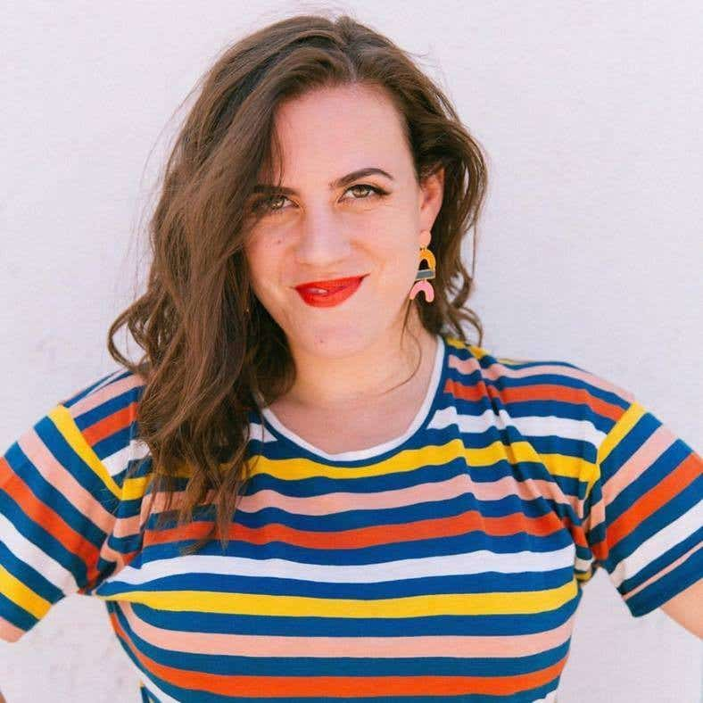 Melanie Kluger, Stylist and Creator of The Confident Closet