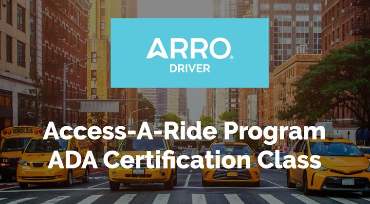 ADA Certification
