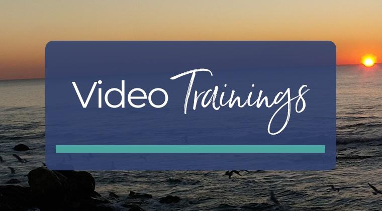 Youtube Video Trainings