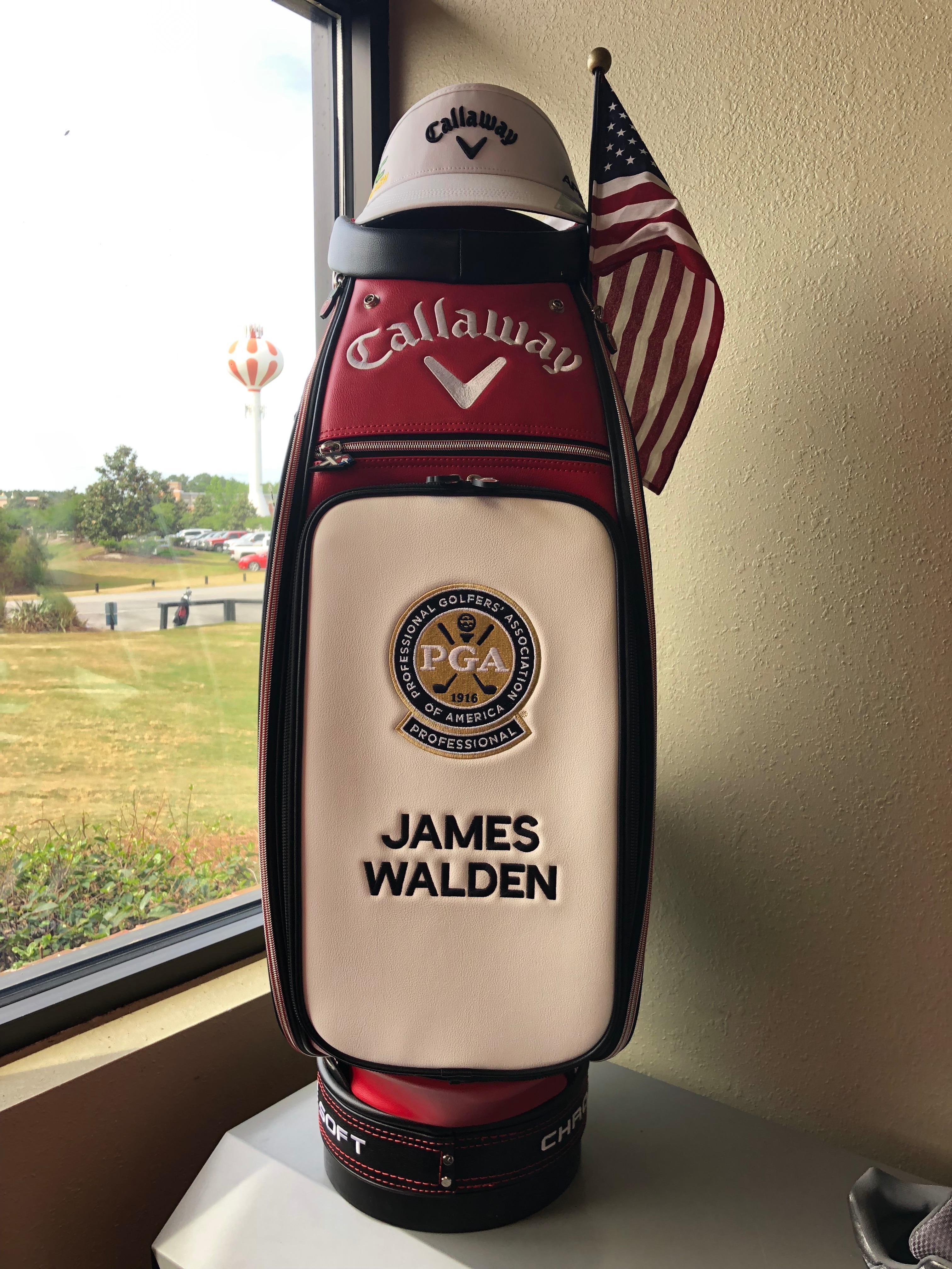 James W. Walden PGA General Manager/Director of Golf Gallea Golf Properties LLC. Crosswinds Golf Club 2018-2019 President Georgia PGA East Chapter