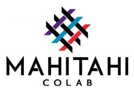 Mahitahi Colab logo