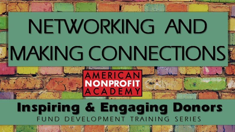 Networking and Making Connections