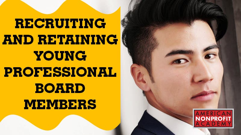 Recruiting and Retaining YPB Members