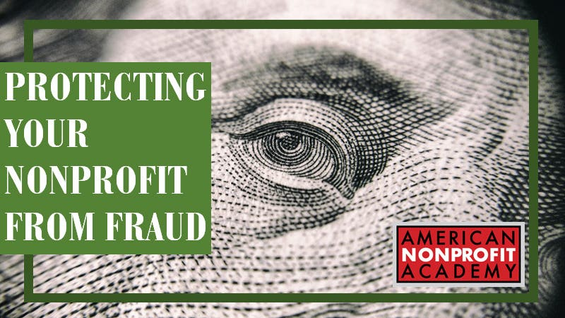 Protecting Your Nonprofit From Fraud