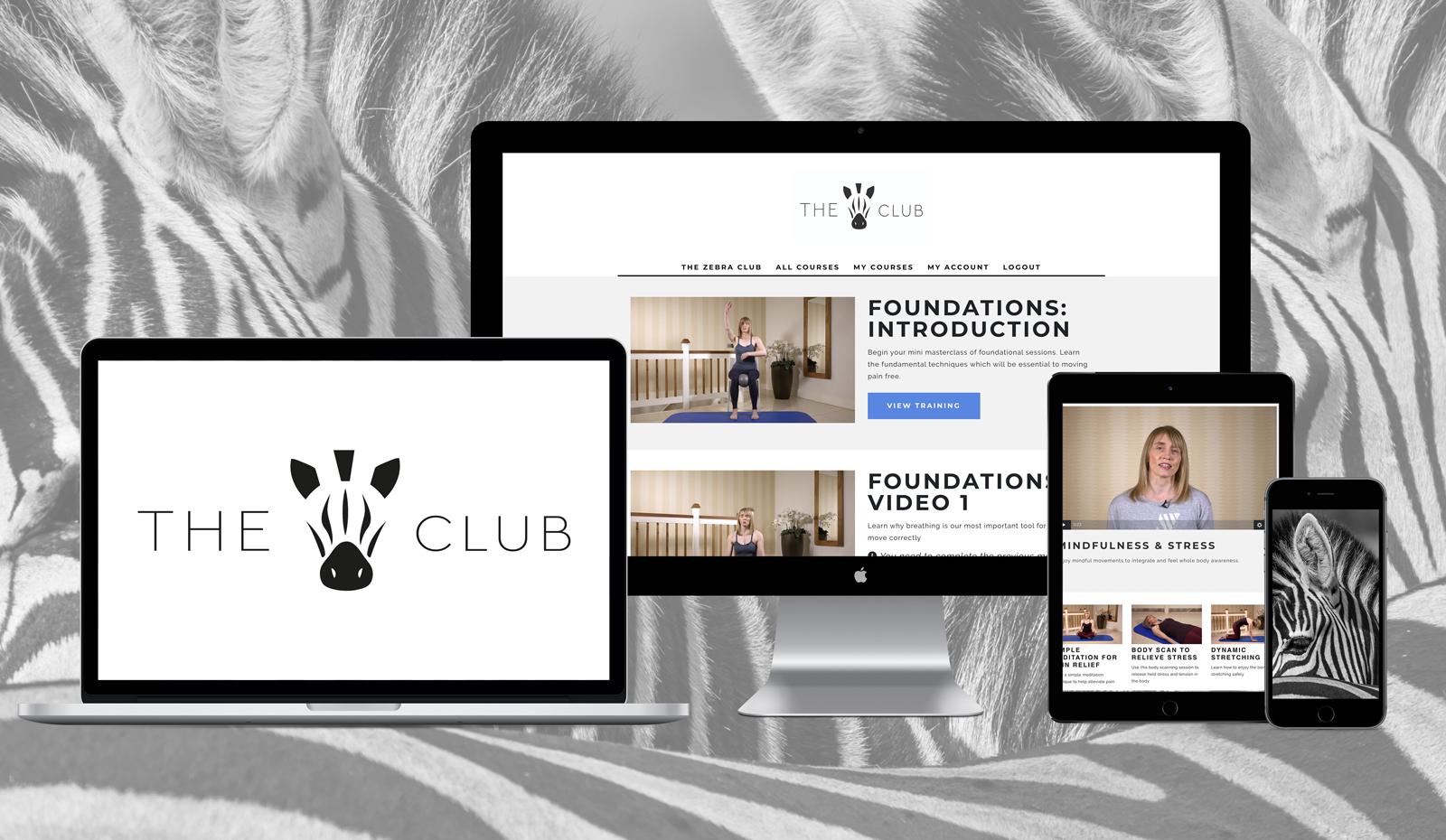 the zebra club