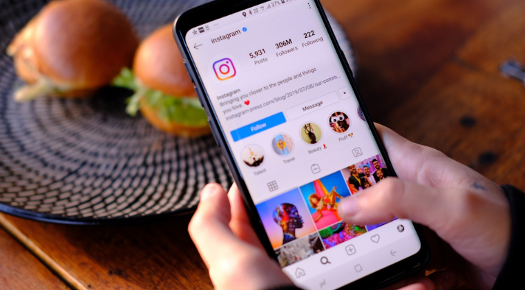 How to Style your Instagram Account