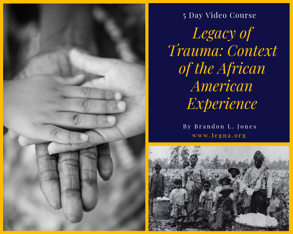 Legacy of Trauma: The African American Experience