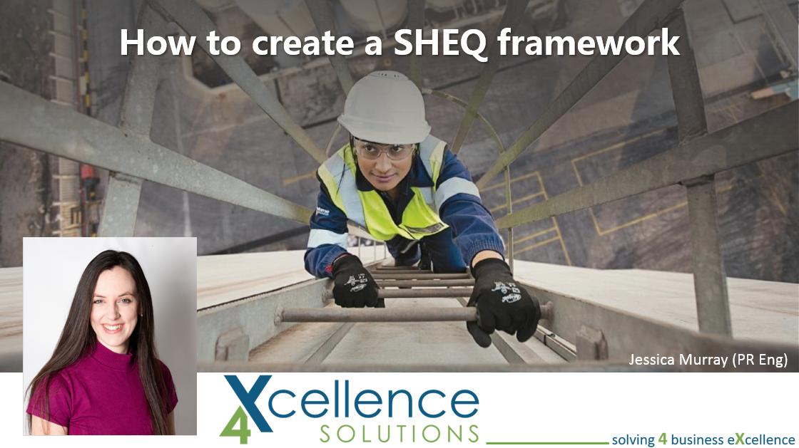 How to create a SHEQ framework