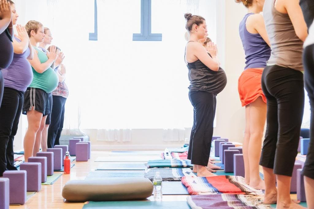 Prenatal Yoga For Your Mind, Body and Baby