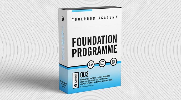 Foundation Programme: Course 003
