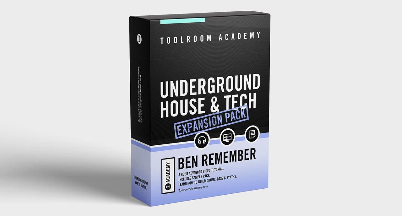 Underground House & Tech: Expansion Pack