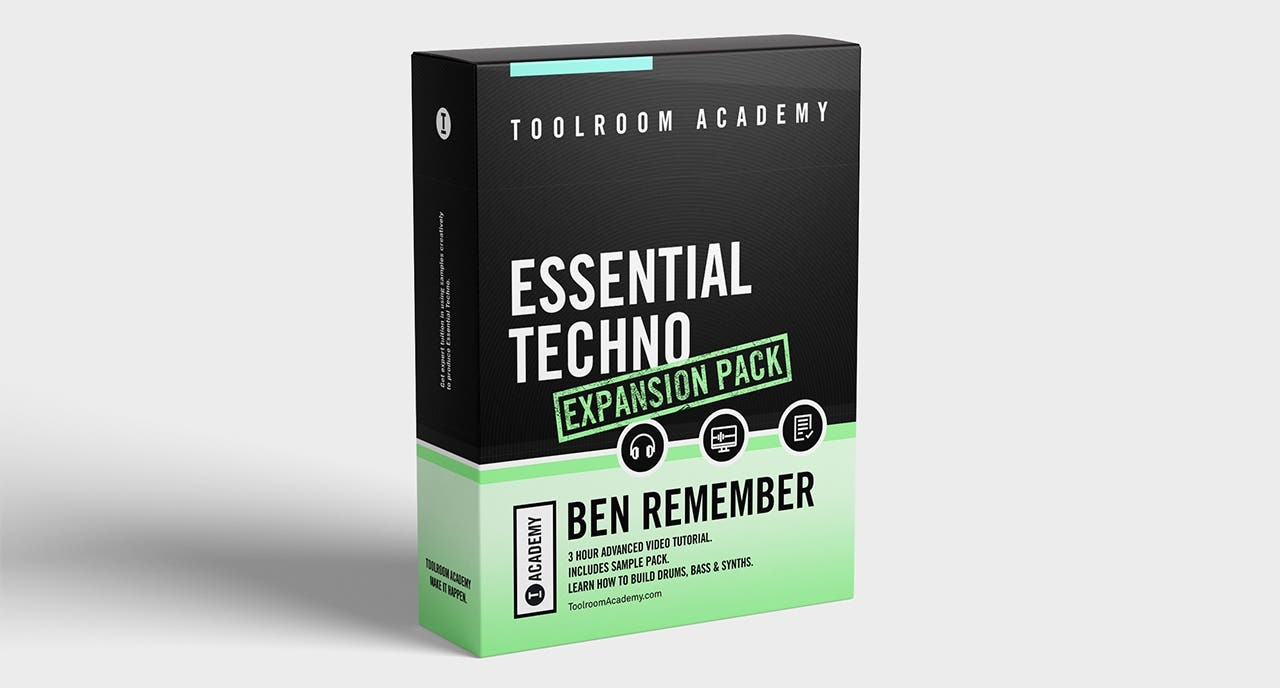 Essential Techno: Expansion Pack