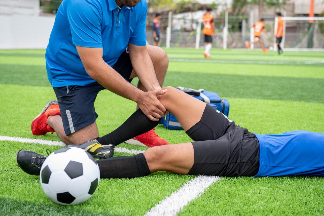 الاصابات الرياضية