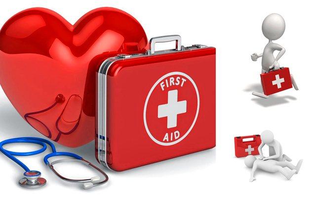 first Aid course /الاسعافات الاولية