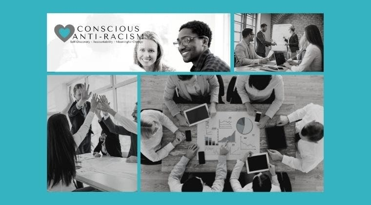 Conscious Anti-Racism: Tools for Self-Discovery, Accountability, and Meaningful Change