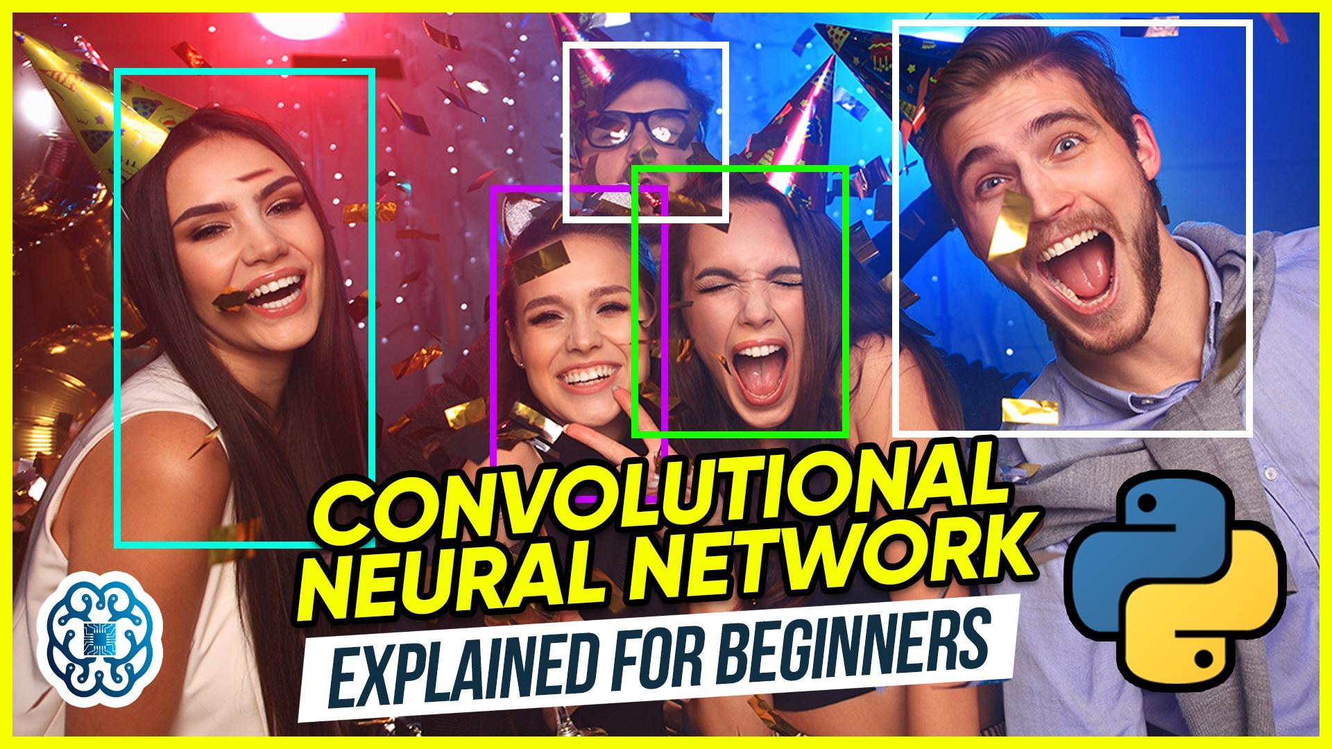 Convolutional Neural Networks Explained for Beginners