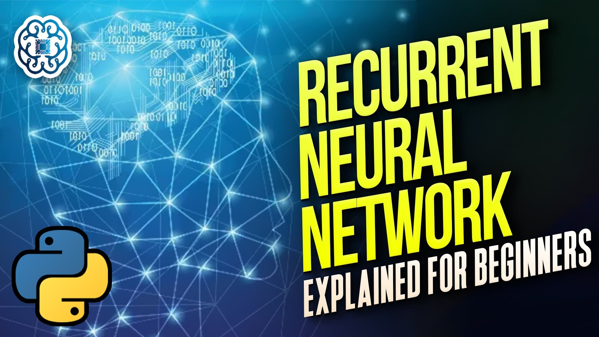 Recurrent Neural Network Explained for Beginners