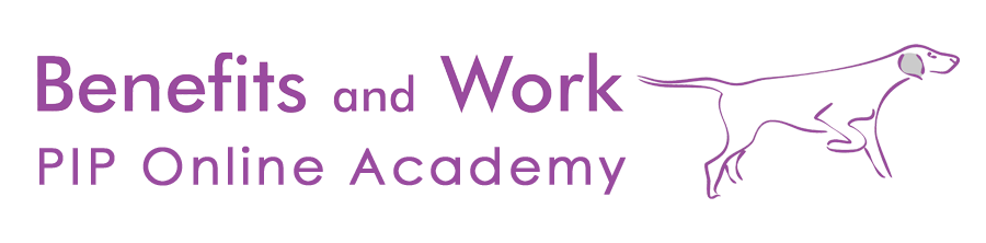 Benefits and Work - On-demand training - logo