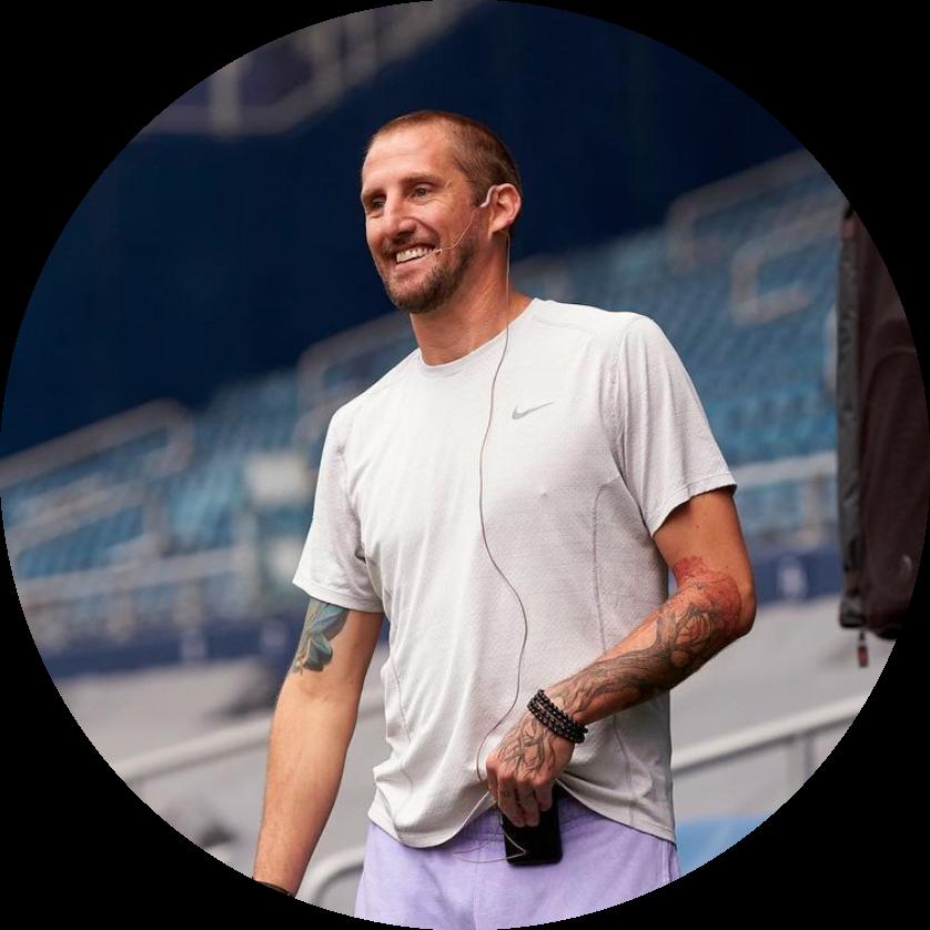 Ryan Stock, CEO of MindSport Meditation App
