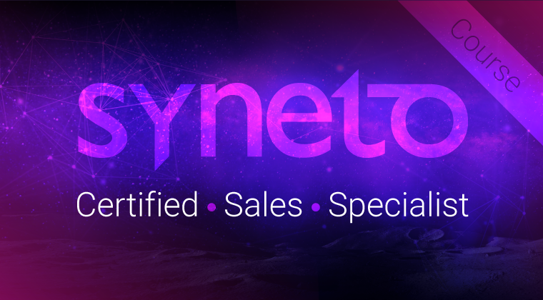 Syneto Certified Sales Specialist (SCSS) (IT)