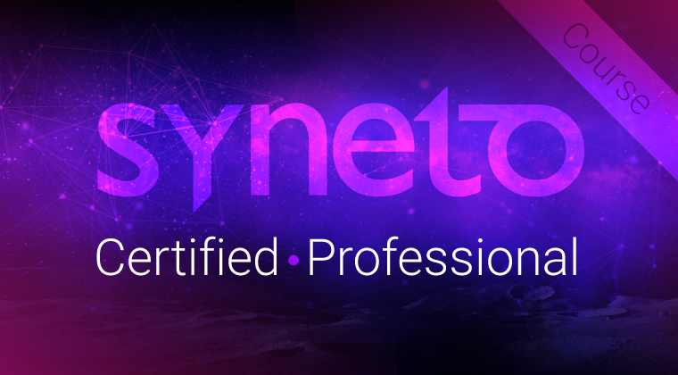 Syneto Certified Professional (SCP) (IT)