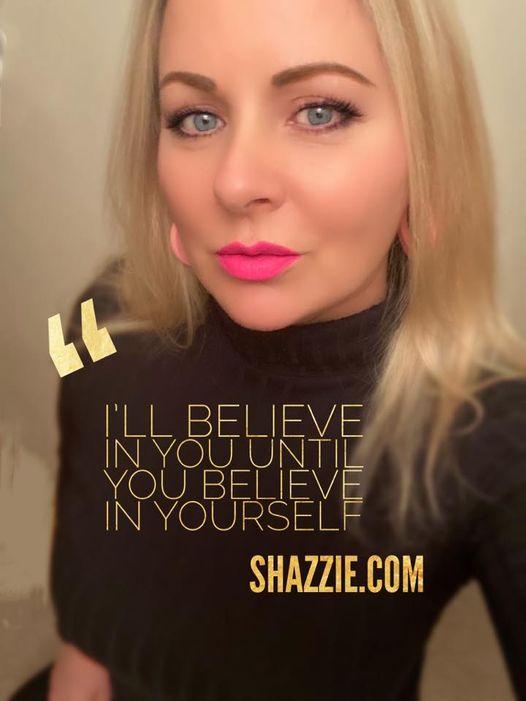 Shazzie business coach