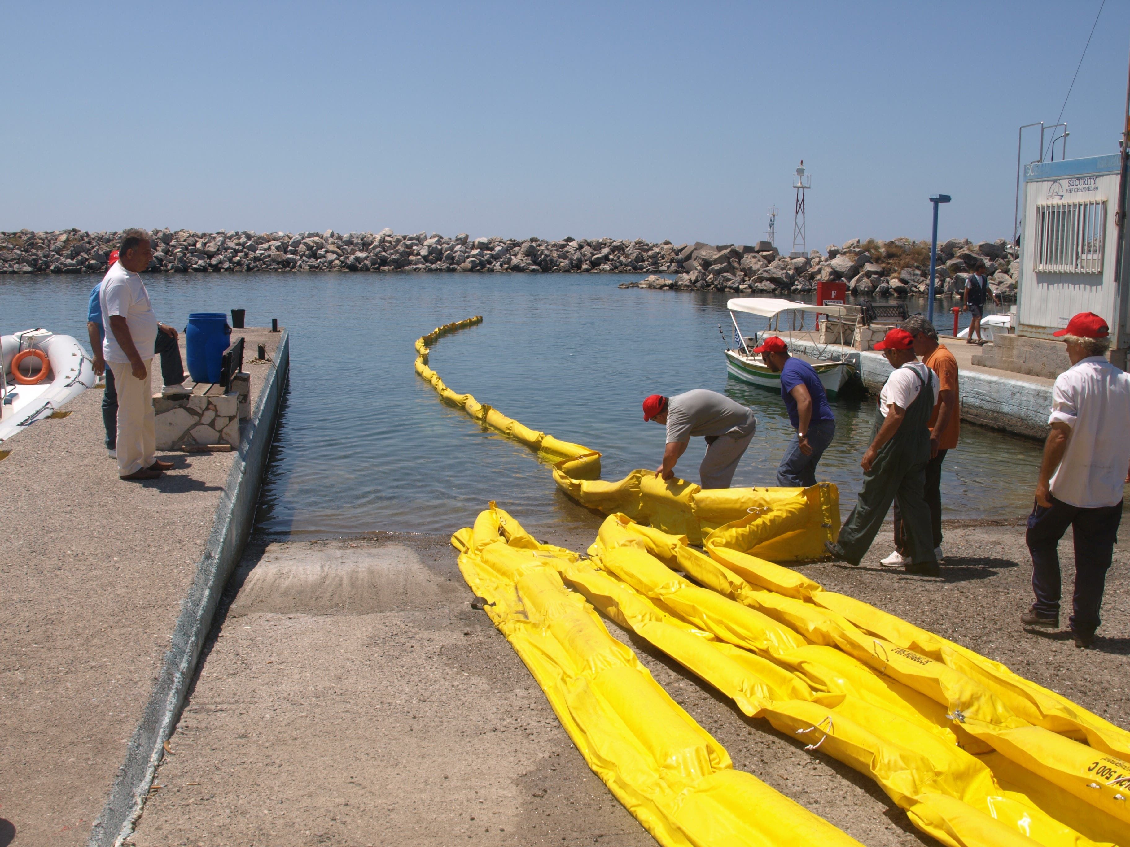 Oil Spill Response Equipment Operation and Maintenance Tips