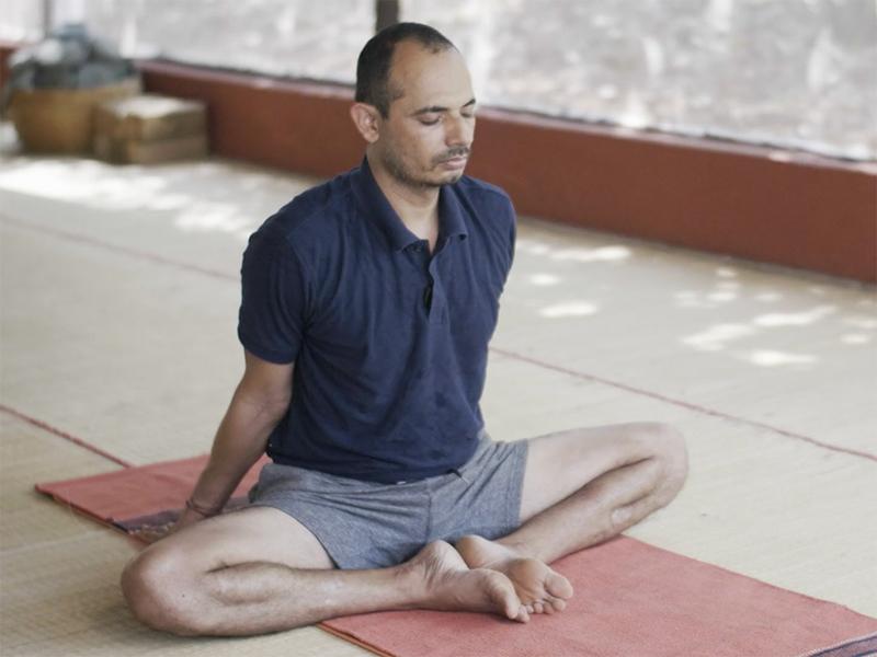 Mindfulness yoga sequence