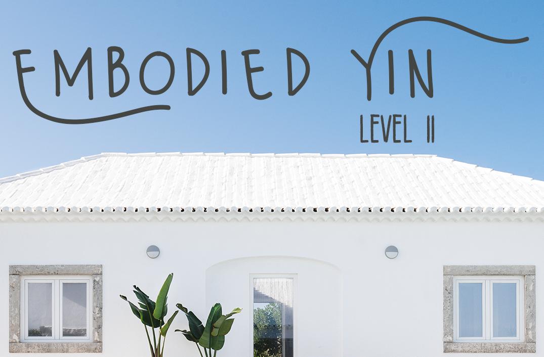 Embodied Yin Level 2