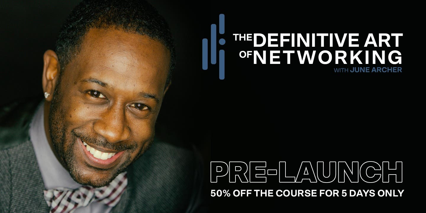 The Definitive Art of Networking