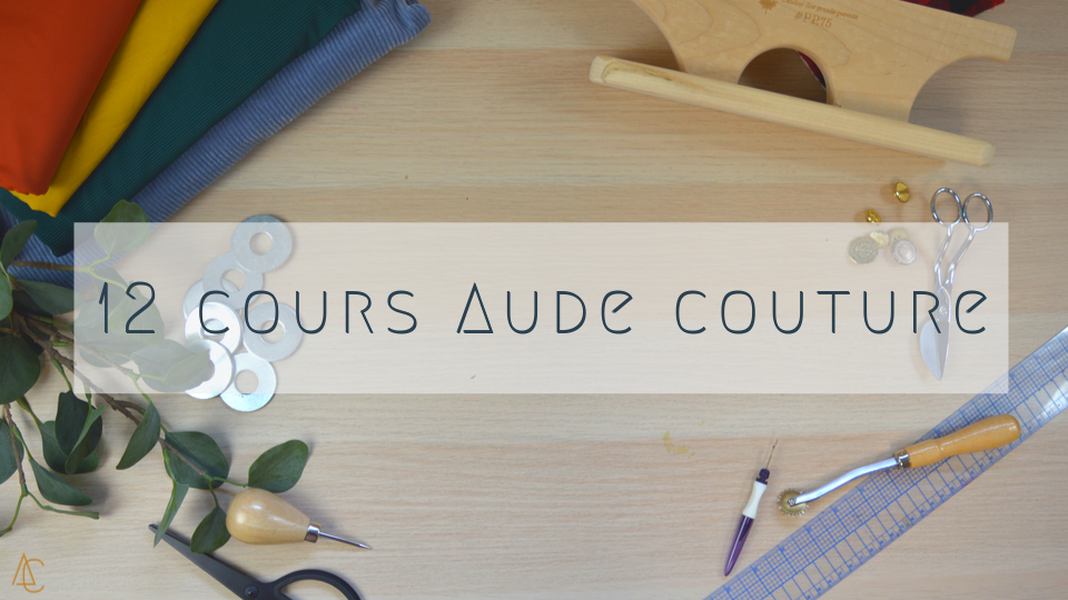 12 cours Aude Couture
