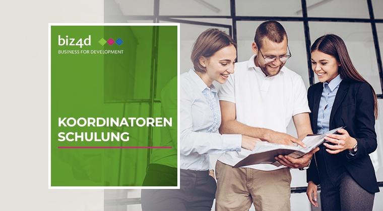 HR Mentoring-Koordination - Kurs mit Kollegen