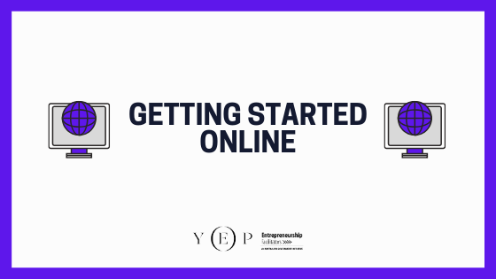 Getting Started Online