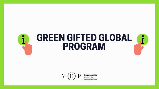 Green Gifted Global Program