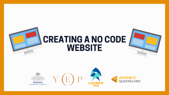Creating a No Code Website with Brody Oxenham Ox
