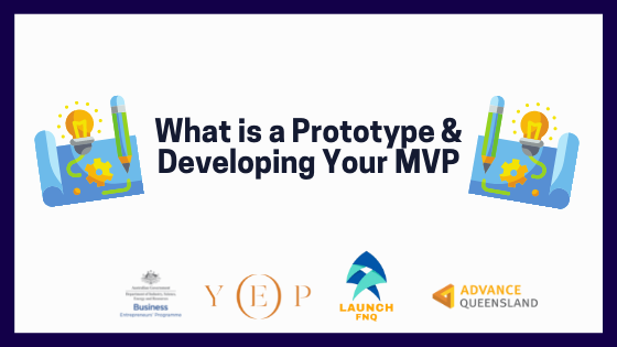 What is a Prototype and Developing your MVP with Peter Laurie