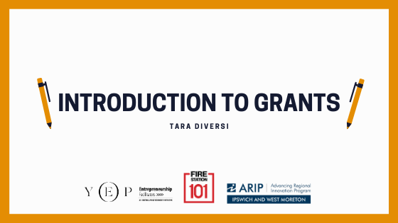 Introduction to Grants