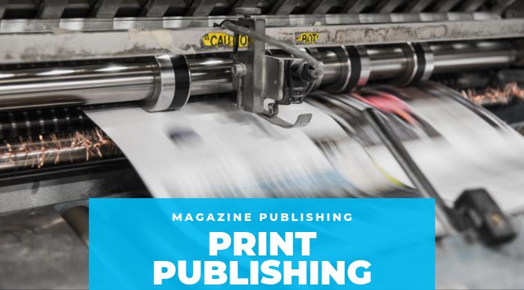 Course 10: PRINT PUBLISHING