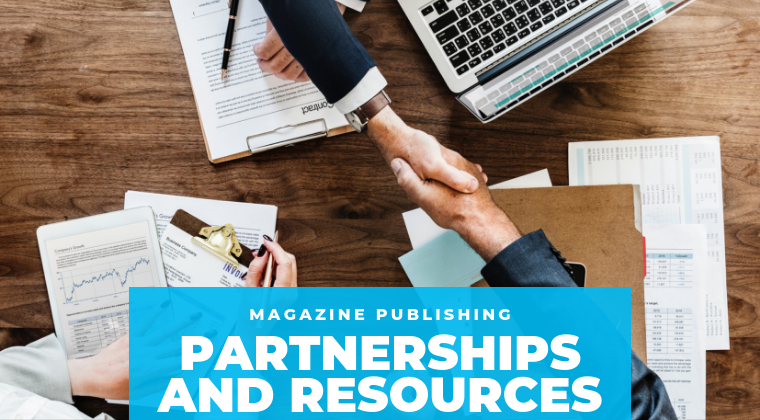 Course 4: PARTNERSHIPS & RESOURCES
