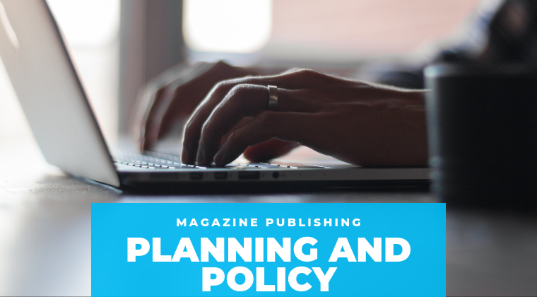 Course 2 : PLANNING & POLICY