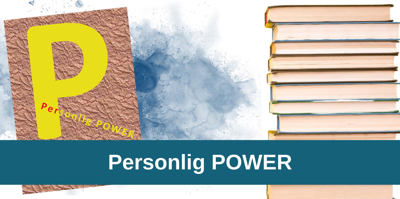 Personlig POWER: E-bog + Workbook. Fremtiden kræver at du er stærk i dig selv.