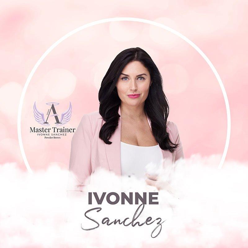 Ivonne Sanchez, Master Artist, Beauty Angels Academy International