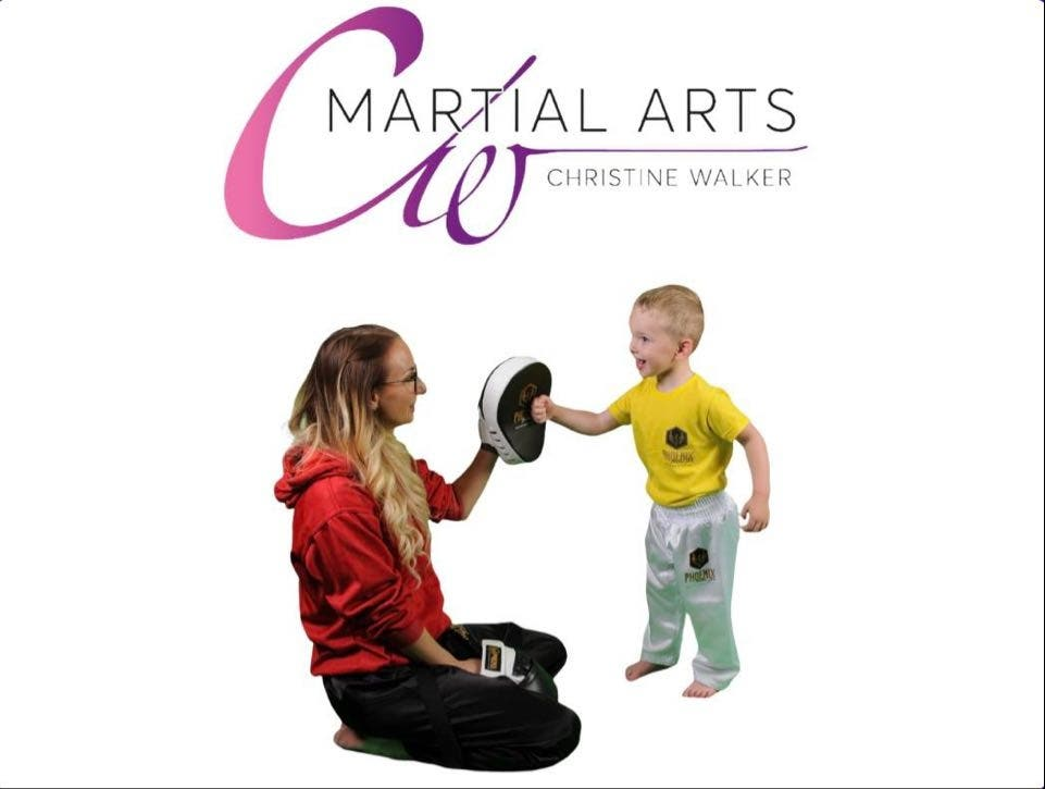 CW Martial Arts Programme For 3 Year Olds
