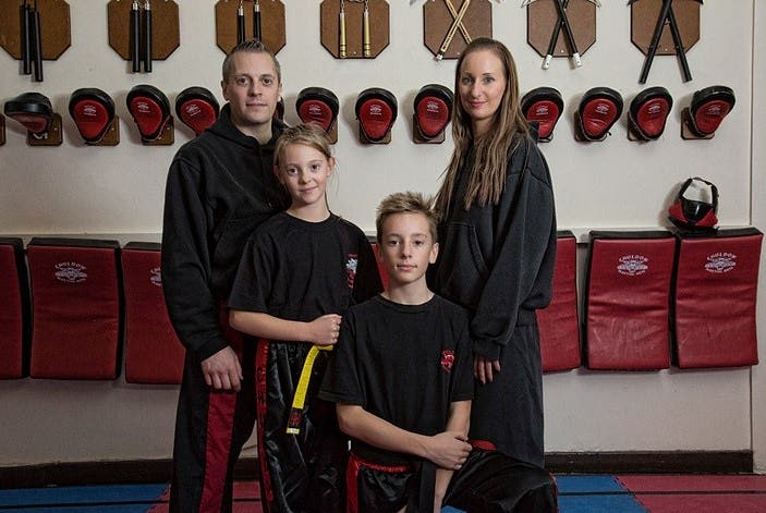 Knottingley Kickboxing & Karate syllabus combined