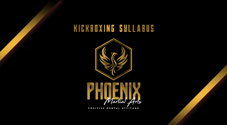 Phoenix Martial Arts Kickboxing Syllabus
