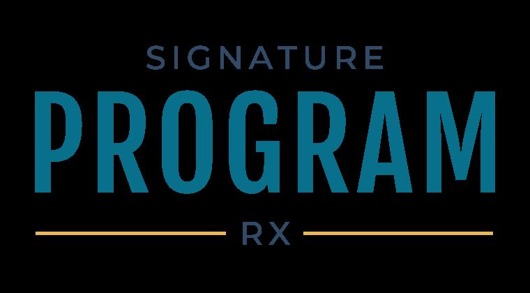 Signature Program Rx