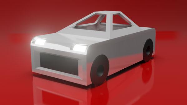 Toy Car Design
