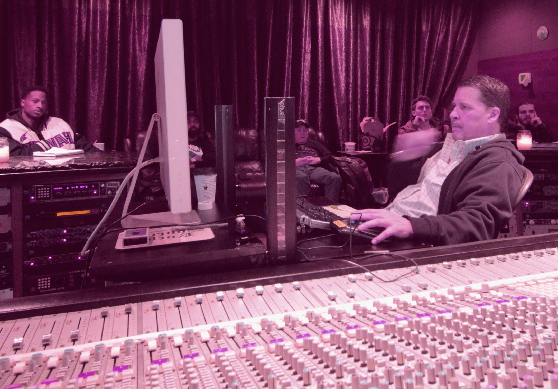 ProMedia Mixing Class in Atlanta