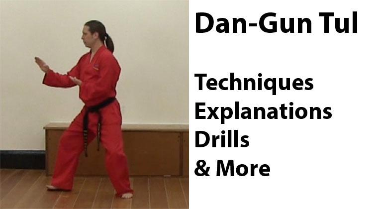 Dan-Gun Tul: Pattern Tutorial and Learning Drills