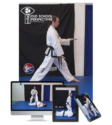 Free Taekwon-do applications course for pressing block